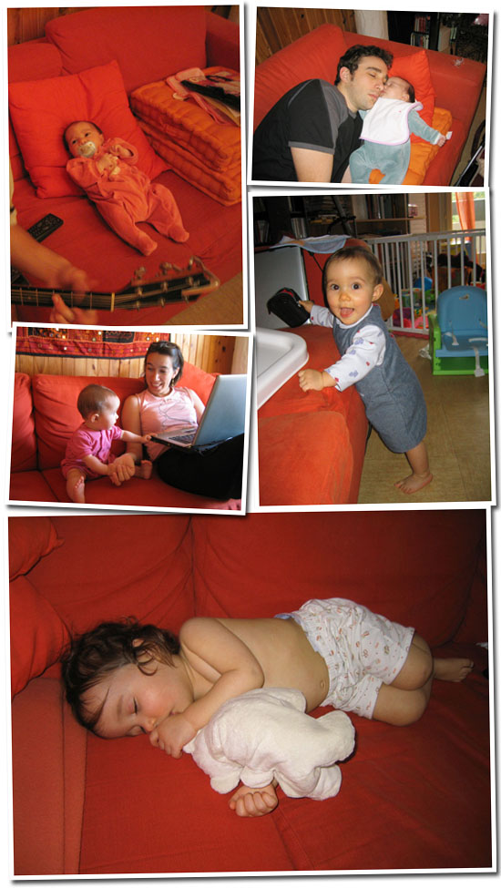 mon canapé